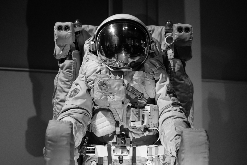 My spaceman