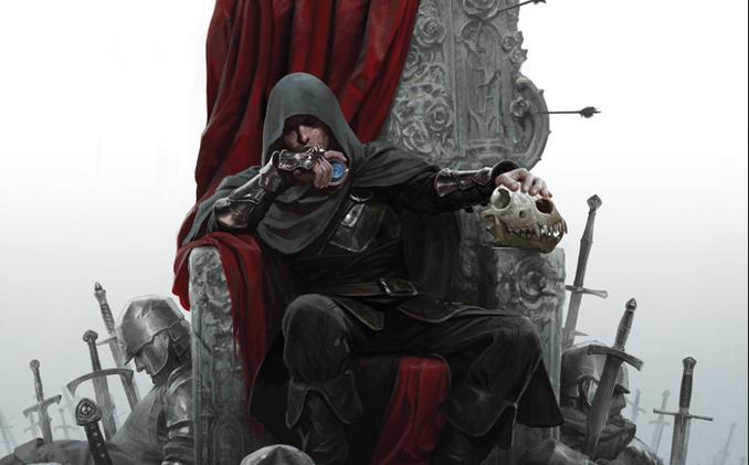 Ο Νικόλας διάβασε το King of Thorns του MarkLawrence