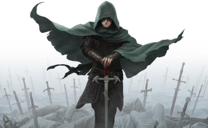Ο Νικόλας διάβασε το Prince of Thorns του MarkLawrence