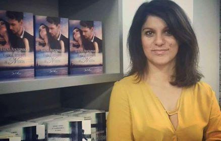 Συνέντευξη με την συγγραφέα ΈλεναΑντωνίου