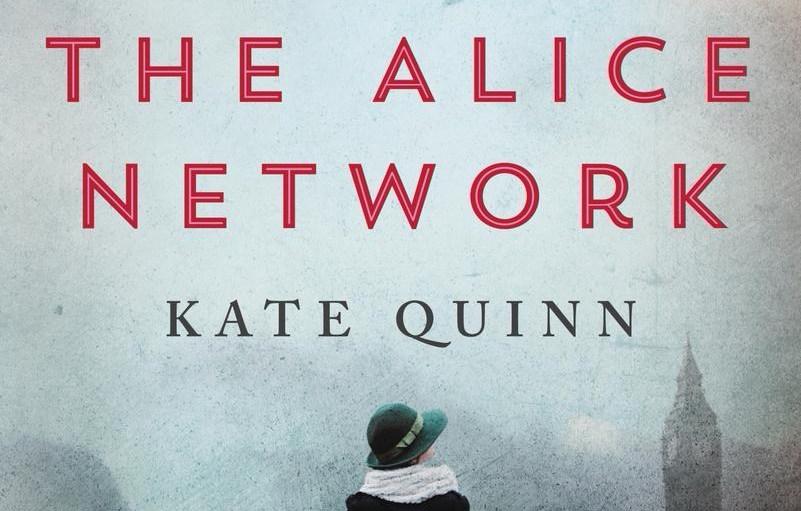 Ο Σωτήρης διάβασε το The Alice Network της KateQuinn